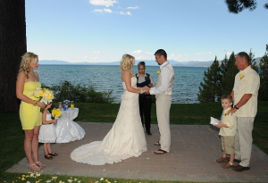 Getting Married At Regan Beach