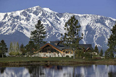 Edgewood Tahoe is a golf resort and an elite wedding and reception venue