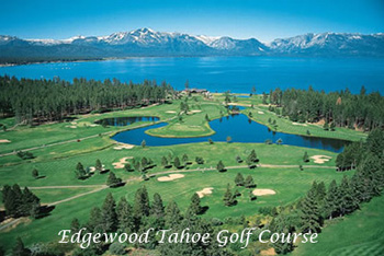 Edgewood Tahoe Golf Course in Lake Tahoe