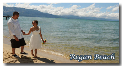 Visit our Regan Beach wedding photo gallery