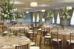 Photo of a very elegant reception room