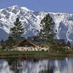 A prodigious Tahoe wedding venue