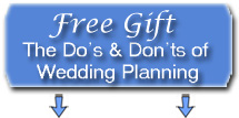 Free wedding planning guide from Lake Tahoe Weddings