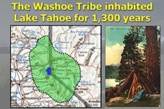 Fact about Washoe Tribe